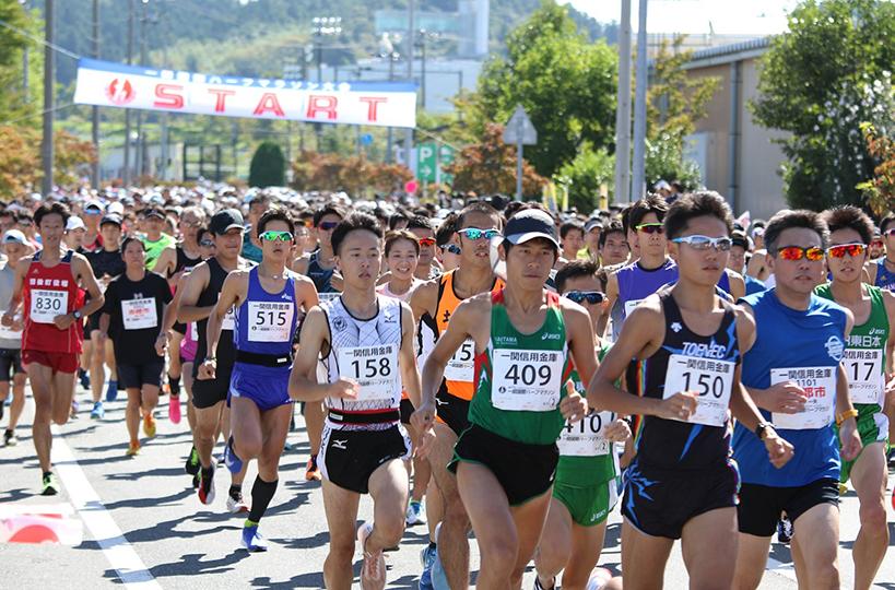 まだ間に合う! エントリーできる9月のハーフマラソン大会 - RUNNET ...