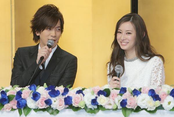 北川景子とdaigoの馴れ初めから結婚式まで!総まとめ | Dorabare.com