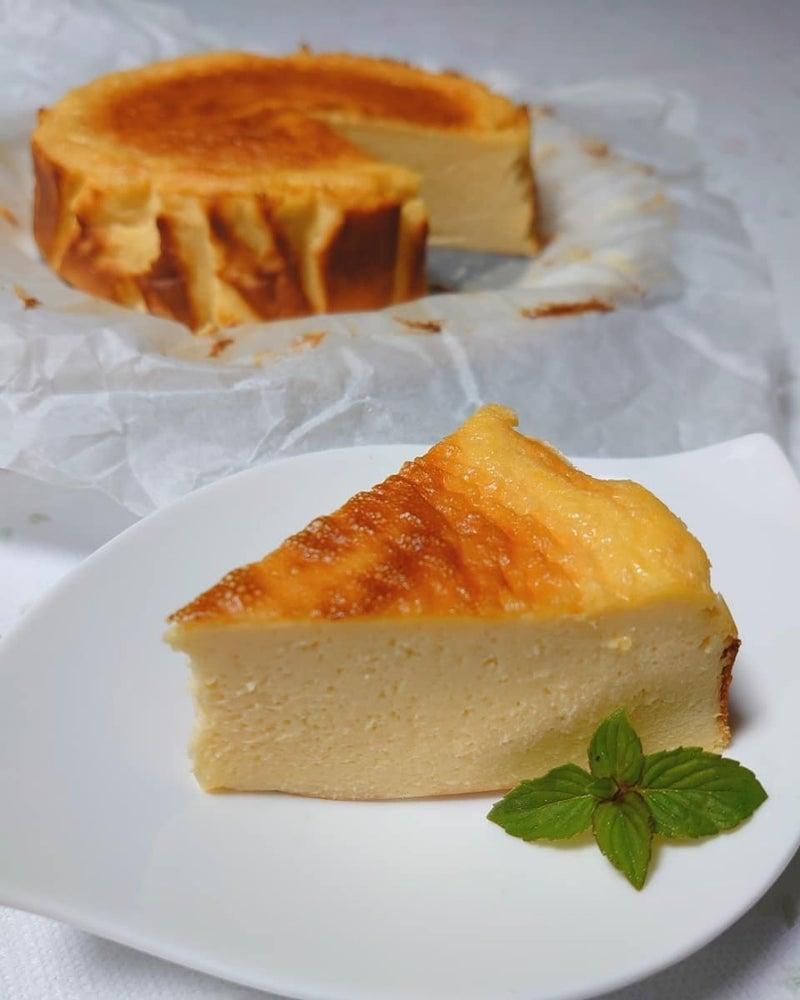 グルテンフリーのベイクドチーズケーキ!!   miraiのパン作り&カフェ ...