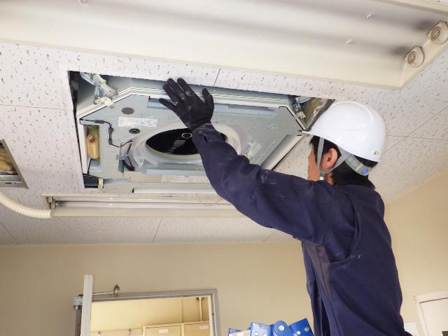 福岡県大野城市の株式会社メガテックジャパンの業務案内|空調工事