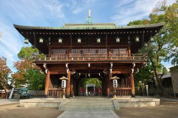 石切劔箭神社 | 東大阪市