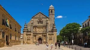 双子の町」ウベダとバエーサのルネサンス様式の記念碑的建造物群 ...
