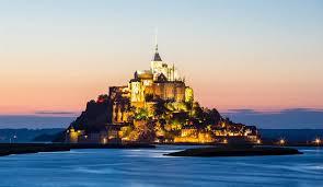 フランスが誇る神秘の巡礼地!世界遺産モン-サン-ミシェルとその湾 ...