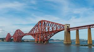 鋼の恐竜」と呼ばれる鉄道橋!19世紀に作られた世界遺産フォース橋 ...