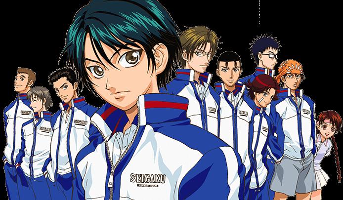 トワイライト☆アニメ「テニスの王子様」 テレビ愛知