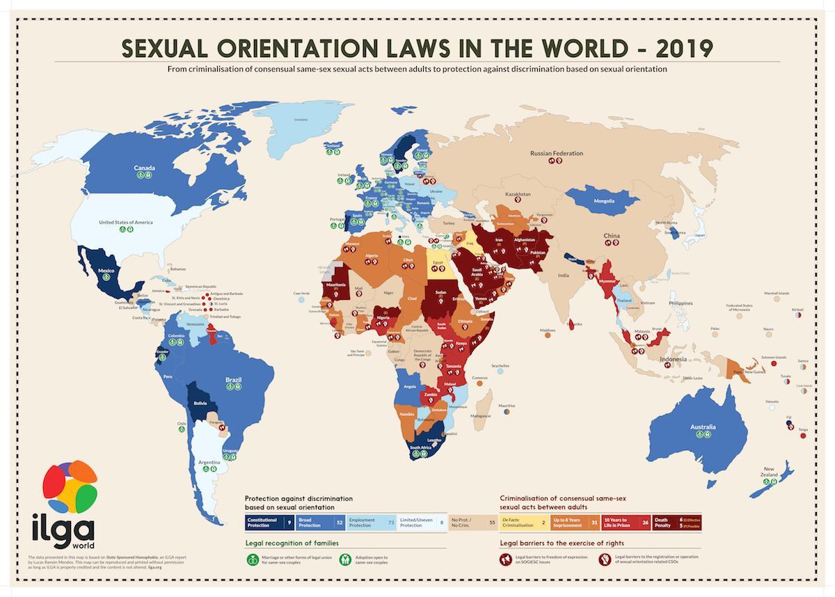 LGBTの海外安全情報(渡航情報) | LGBT研修・セミナー ...