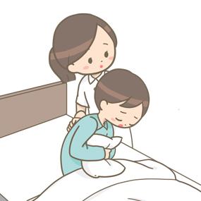 ハフィング方法のイラスト🎨【フリー素材】 看護roo![カンゴルー]