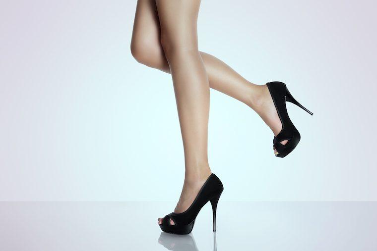 ハイヒール靴が引き起こす足痛に要注意!我慢せずおしゃれするための ...