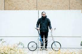 奇妙なモノを追い続ける写真家・佐藤健寿がハマった美しい小径自転車 ...