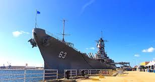 パールハーバーの戦艦ミズーリ記念館 戦争について考えられる場所 ...