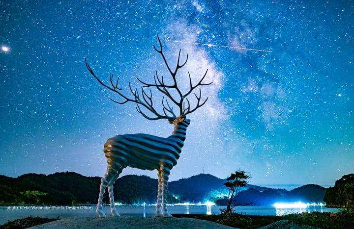 牡鹿半島と石巻市街地を舞台に「Reborn-Art Festival」が開催 WOWが ...