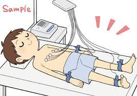 心電図のイラストができました | 希望が丘|やまぐち呼吸器内科・皮膚 ...