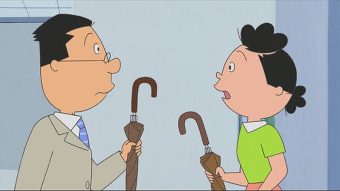 傘を間違えたマスオは……TVアニメ『サザエさん』第2510話のあらすじ ...