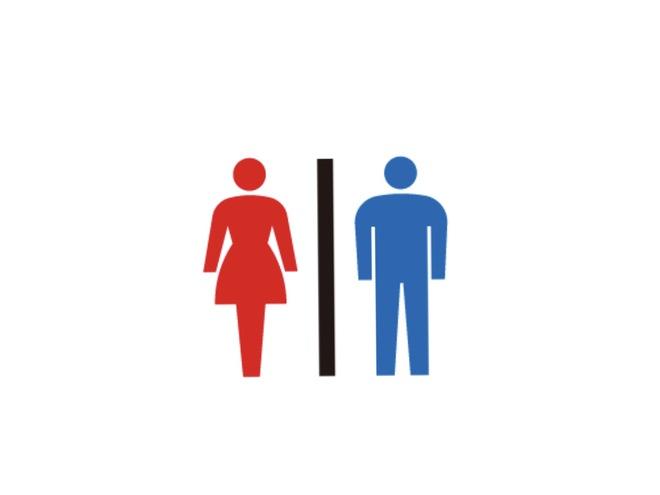 なぜ男性は青、女性は赤? | 防災とピクトグラム | リスク対策.com ...