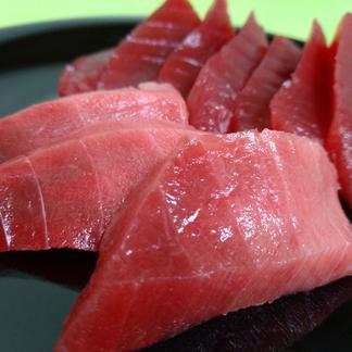 お中元 鉄板‼️ 上物マグロ2種(上赤身、中トロ)セット   魚介類/マグロ ...