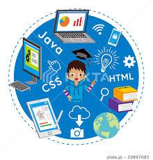 プログラミング教育のイラスト素材 - PIXTA