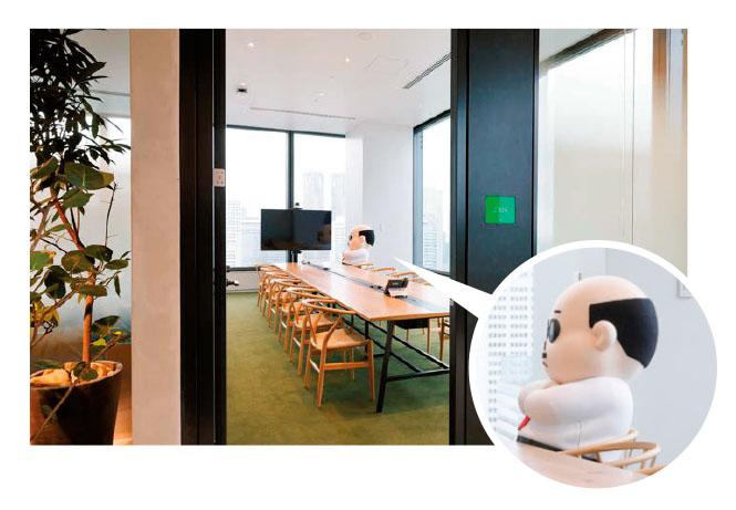 LINEの新オフィスに潜入 より活発な社内コミュニケーションを実現 ...