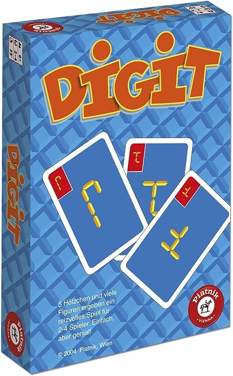 Amazon | Piatnik デジット/DIGIT | ボードゲーム | おもちゃ