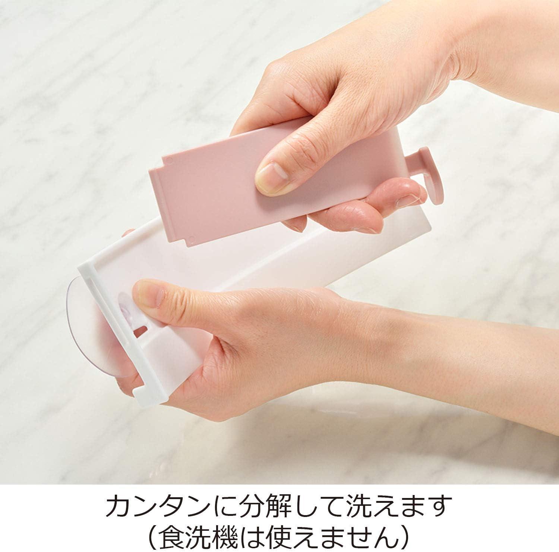 Amazon|オークス 日本製 レイエ パコン! としまる ごみ袋ホルダー ...