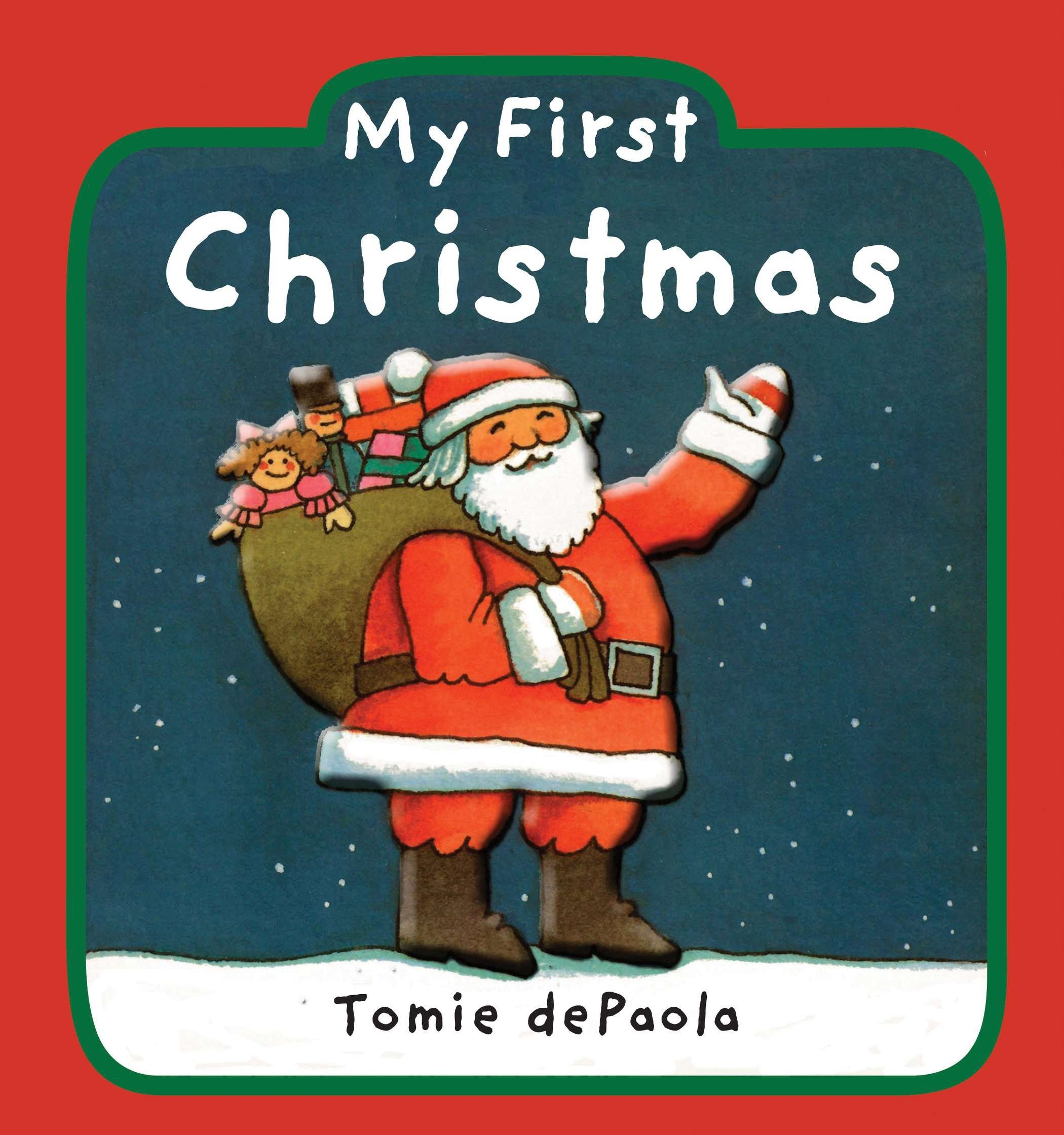 Amazon   My First Christmas   dePaola, Tomie, dePaola, Tomie   New ...