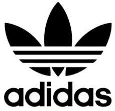 Amazon.co.jp: Adidas アディダス ロゴ マーク ステッカー シール ...の画像