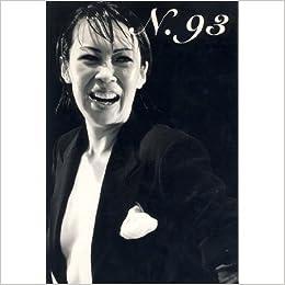 N.93―中田久美写真集   久美, 中田, 昇, 森川  本   通販   Amazon