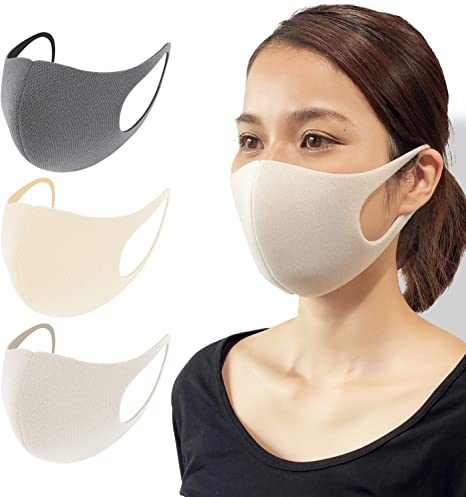 Amazon.co.jp: [Amazon限定ブランド] 日本製 洗えるマスク ...