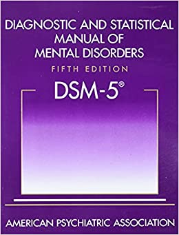 Amazon   Diagnostic and Statistical Manual of Mental Disorders ...