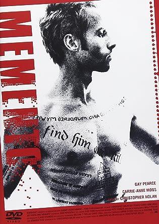 Amazon   メメント [DVD]   映画