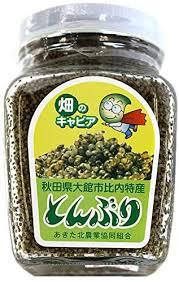 Amazon | とんぶり(秋田名産畑のキャビア・トンブリ)170gとんぶり ...