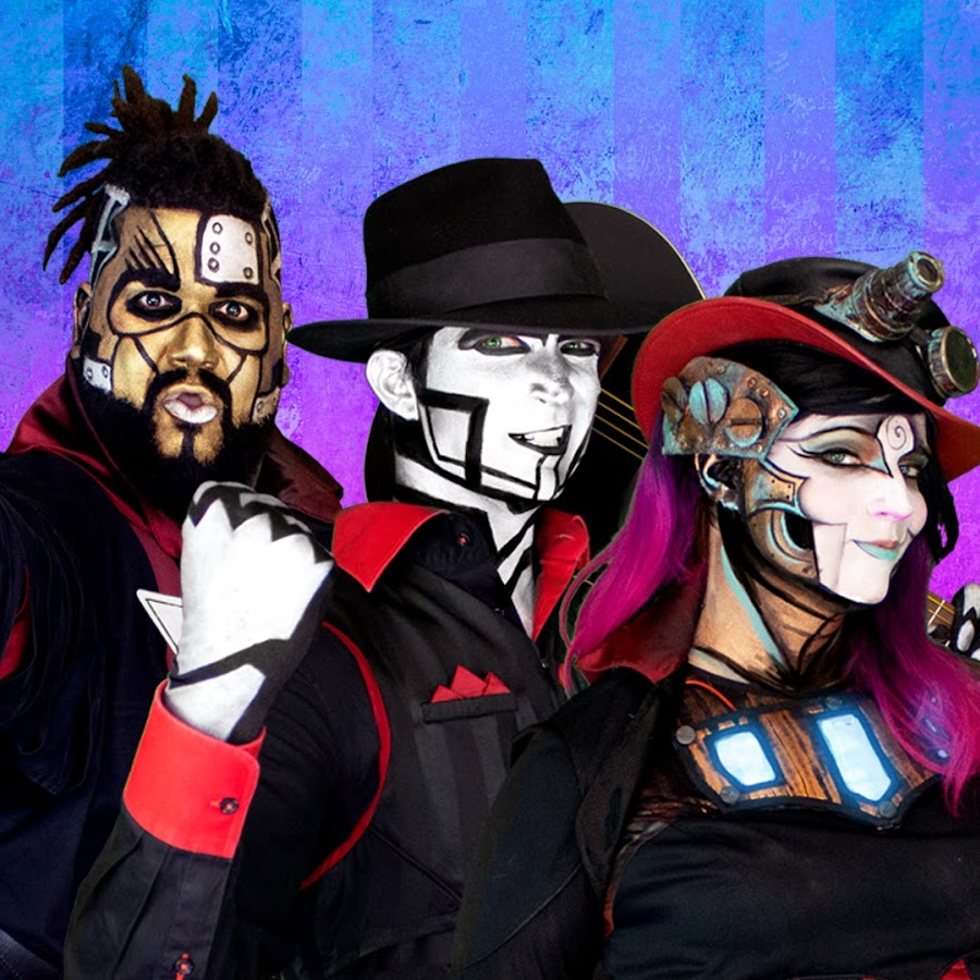 Steam Powered Giraffe - YouTube