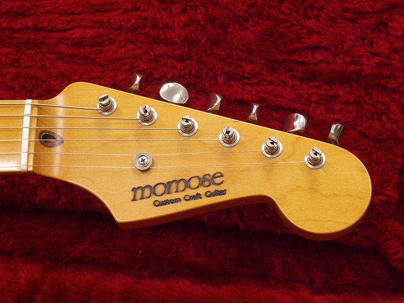 momose MST-STD/ASH 2TS 税込販売価格 ¥118,000- 中古 焼き印ロゴ時代 ...