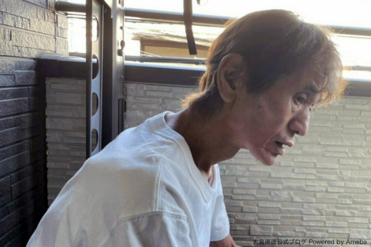 """闘病中の大島康徳氏、""""妻との手つなぎ""""明かす 「ハワイに行ったとき ..."""