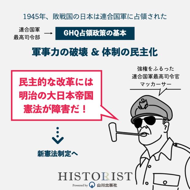 令和日本はどうする?「日本国憲法」の誕生ストーリー - ライブドア ...