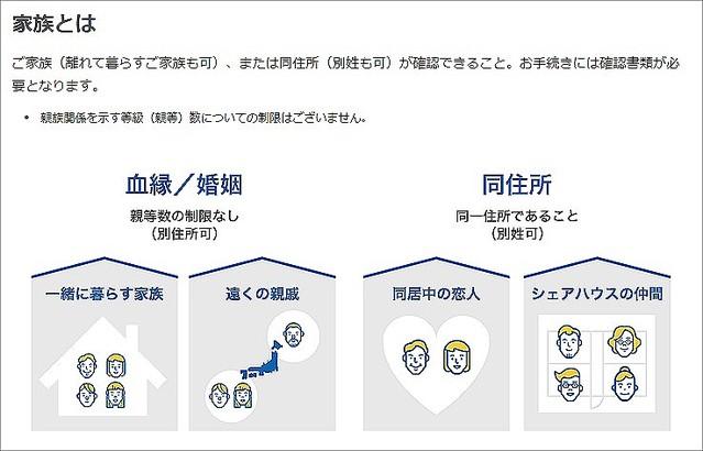 ドコモとau、SoftBankで「家族」の定義が違う! 家族割引の対象は ...