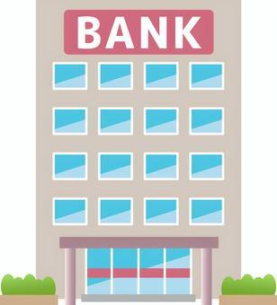 銀行イラスト/無料イラストなら「イラストAC」
