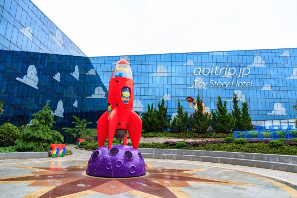 トイストーリーホテル上海 宿泊記|Toy Story Hotel | あおいとりっぷ