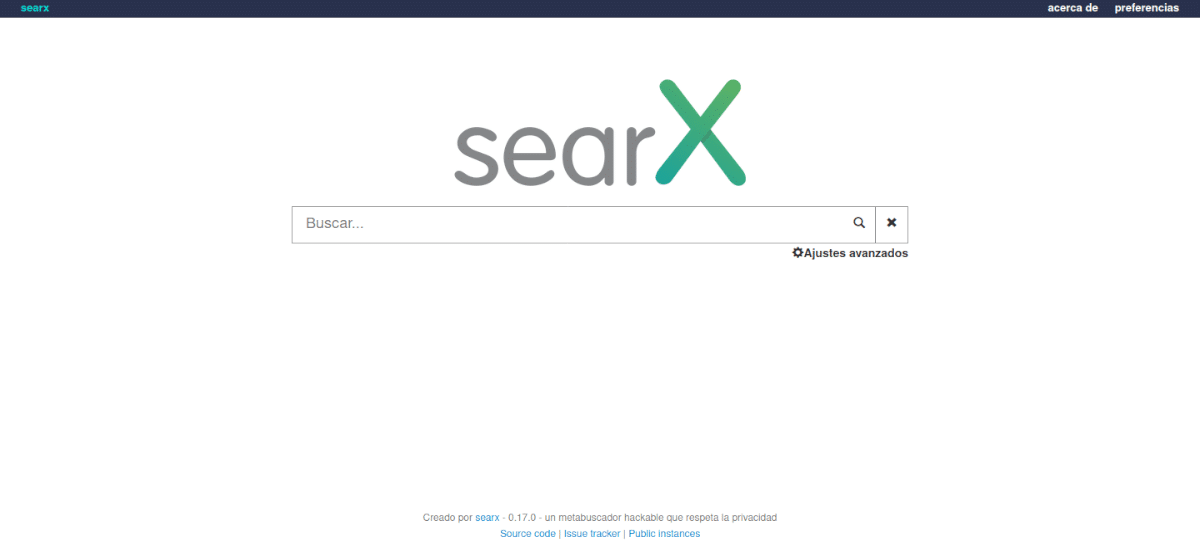 Searx、このメタ検索エンジンをUbuntuと派生物にインストールする| Ubunlog