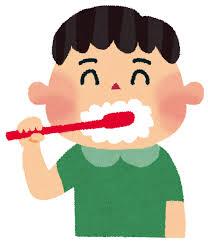 歯磨きをする男の子のイラスト | かわいいフリー素材集 いらすとや