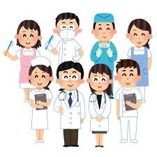 医療チーム・医療従事者のイラスト | かわいいフリー素材集 いらすとや