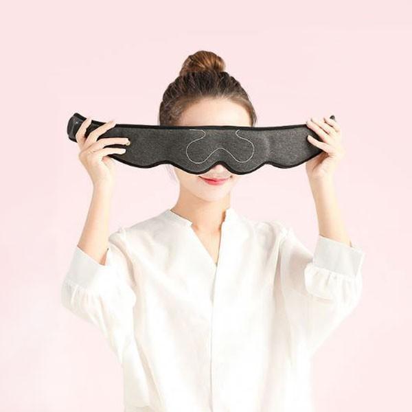 USB 3Dヘッド立体蒸気マスク アイマスク USBアイマスク ホットアイ ...
