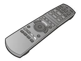 中古)Panasonic ブルーレイディスクレコーダー用リモコン N2QAYB000686 ...