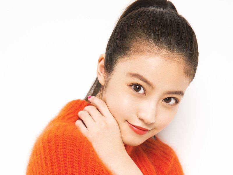 今田美桜インタビュー「服もメイクの色も、かわいい系よりクールなもの ...