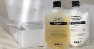 頭からモテる匂いがする?】バルクオムのシャンプーの成分や使用感 ...