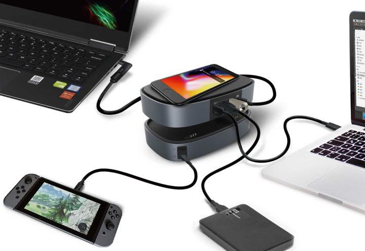 PCも充電可!防災用に備えておきたい新型モバイルバッテリー | &GP