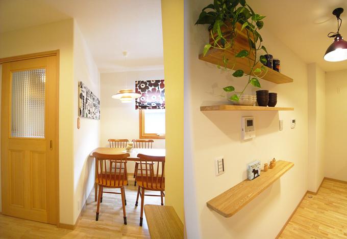 マリメッコのファブリックや北欧家具の映える北欧スタイルの家 | Sanki ...