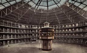 パノプティコンとは?ベンサムが考案した全展望囚人監視システム ...