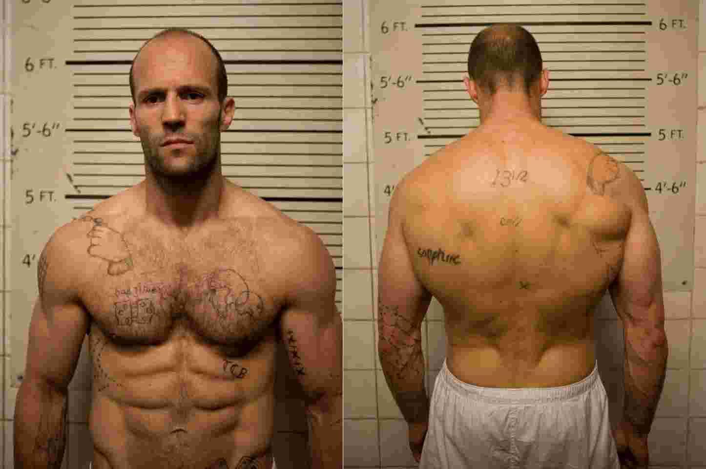 ジェイソン・ステイサムの筋肉がすごい!筋トレメニュー・食事や身長 ...