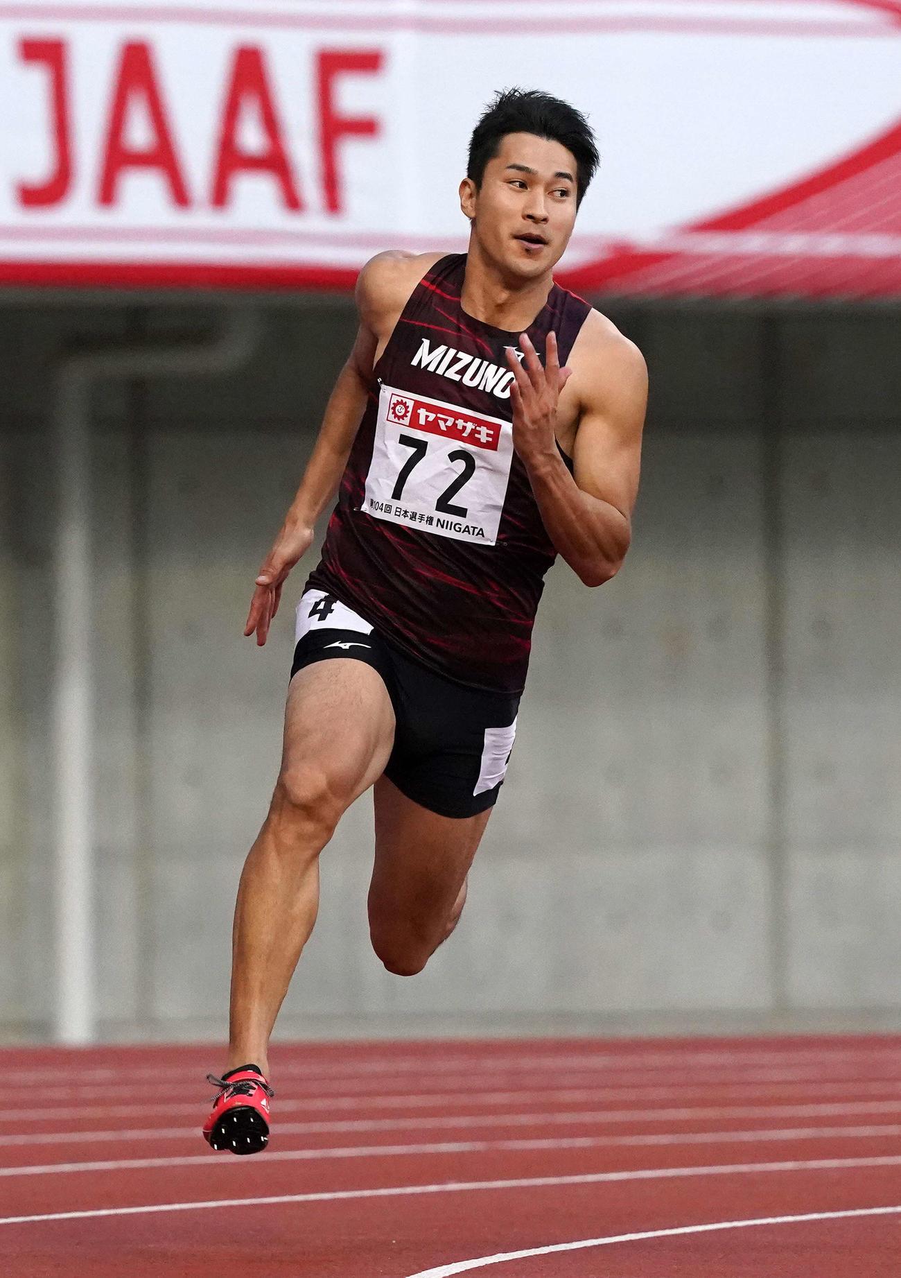 飯塚翔太が太もも前部の筋力強化、より鋭い加速へ - 陸上 : 日刊スポーツ