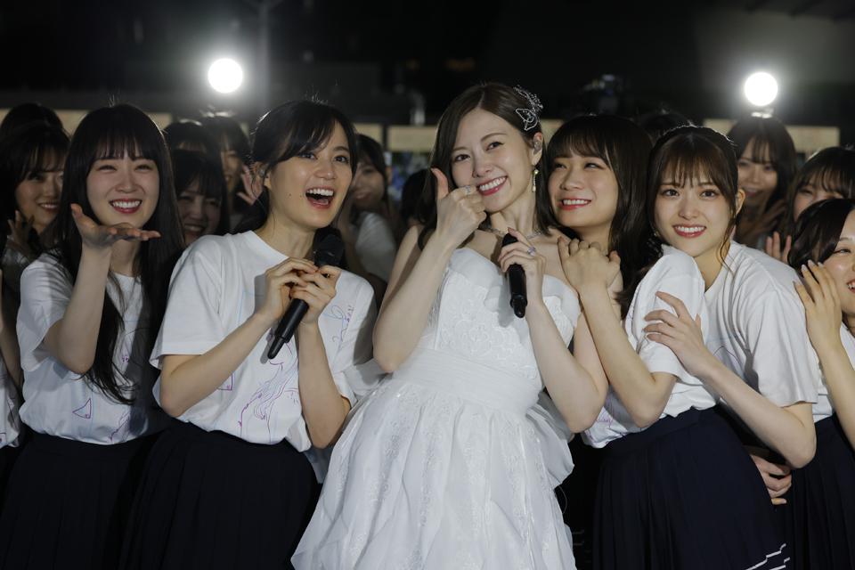 白石麻衣卒業コンサートライブDVD | 坂道ベース